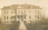 Old Peoples Home, Pella, IA - 1907